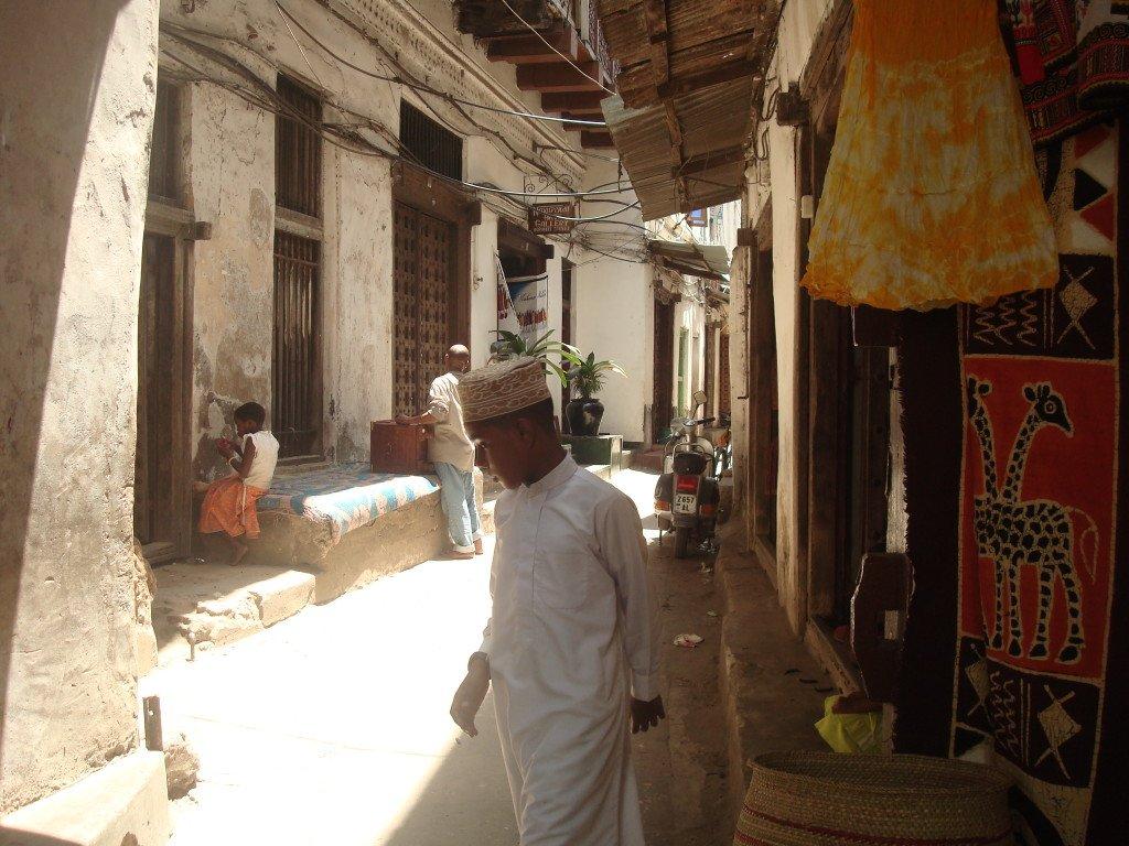 Sansibar, Stone Town, Altstadt von Sansibar