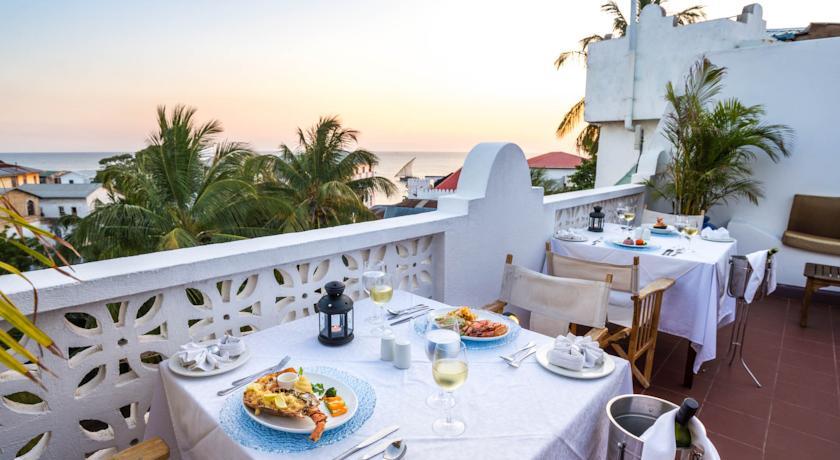 Hotel Kisiwa House, Hoteltipp Sansibar