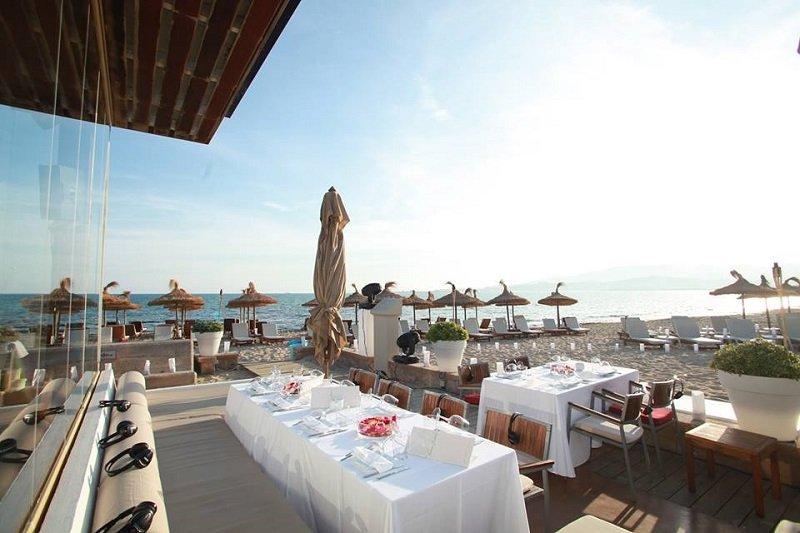 Nassau Beach Club, Palma de Mallorca,Portixol