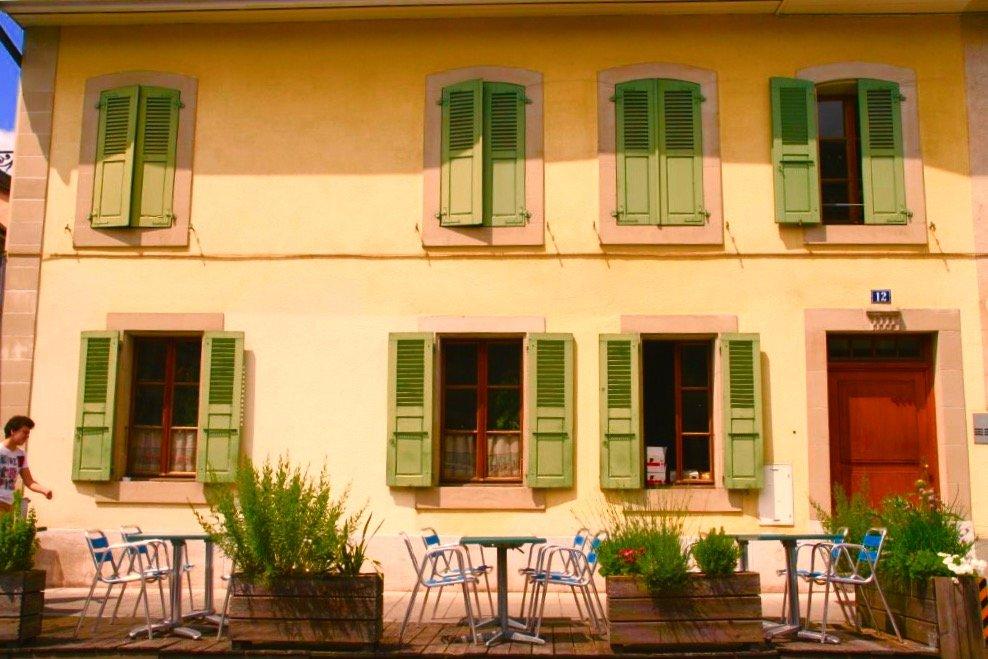 Genf Tipps Carouge, sieht aus wie ein italienisches Dorf
