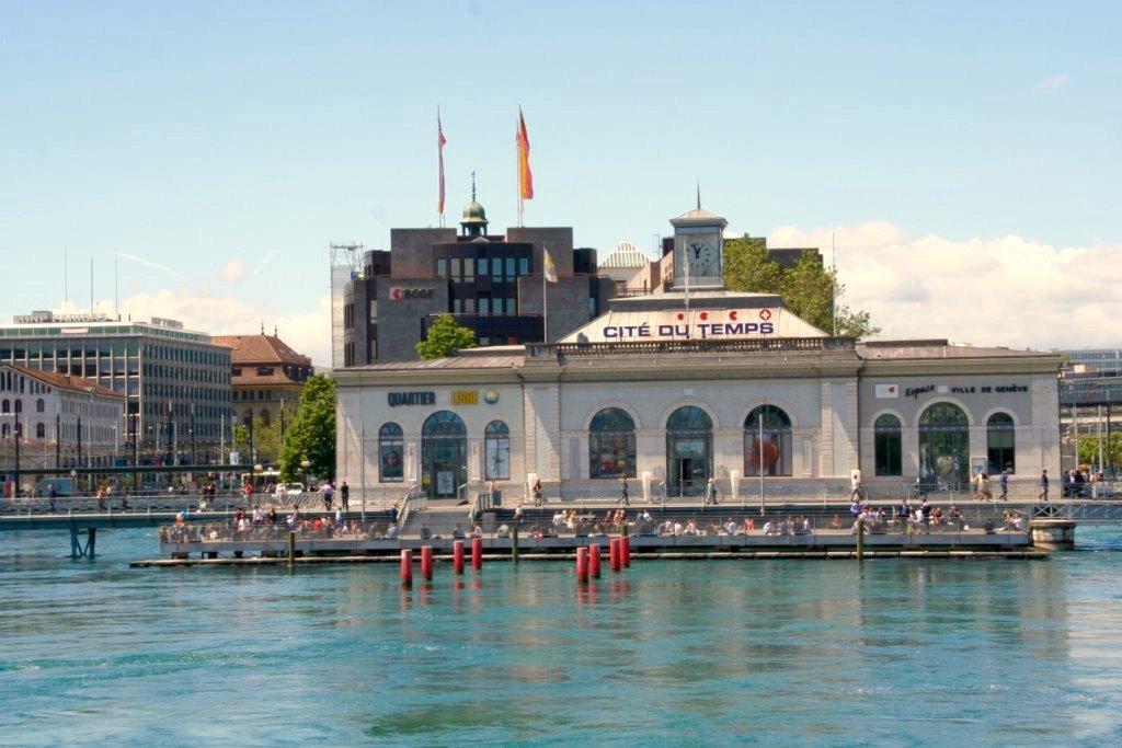 Genf Tipps Cité du Temps