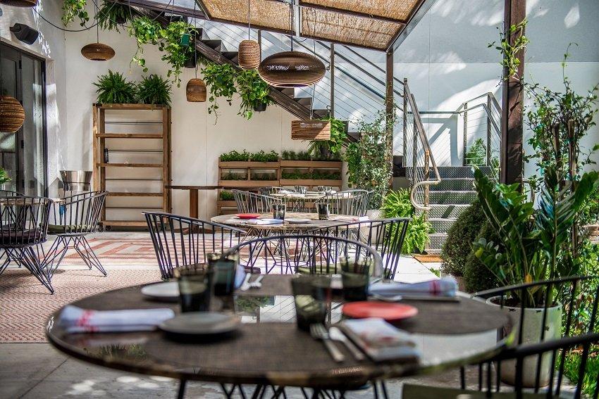 Klima Restaurants und Bar