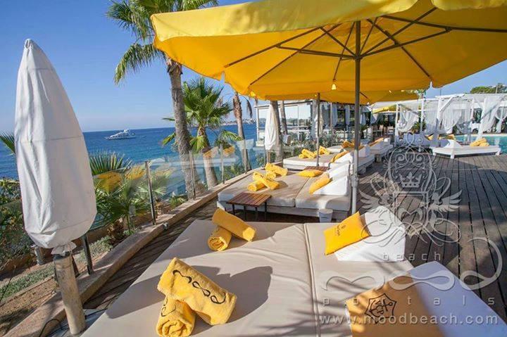 Mood Beach Club, Mallorca, Palma