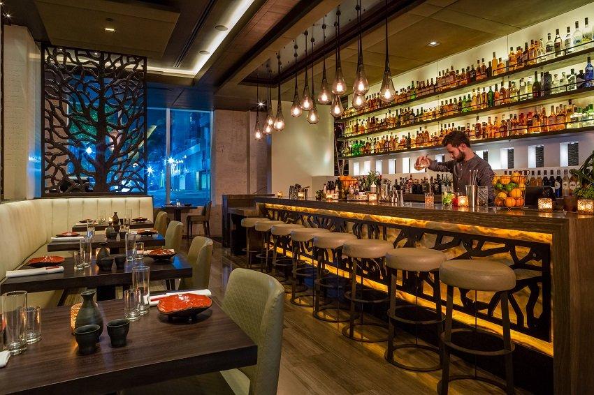 Red Ginger Restaurants Miami Beach