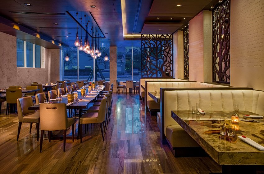 Red Ginger, Restaurants in Miami Beach
