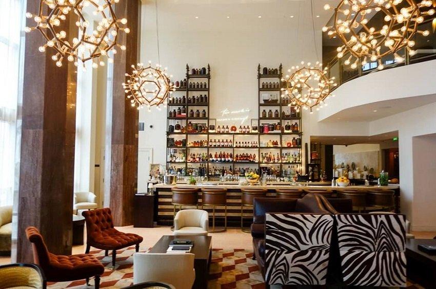 Die Bar im Shelborne. © The Windham Shelborne Hotel