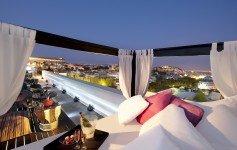 Rooftop-Bar Lissabon