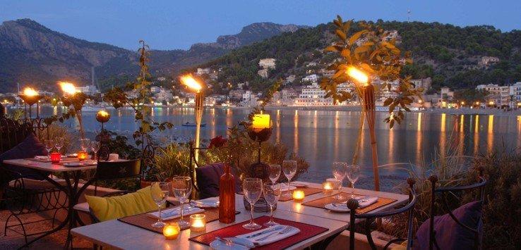 Restaurant Agapanto Soller