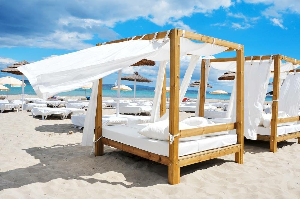 New! Sandys Bar Restaurant White Ibiza