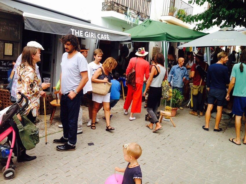 Insider Tipps Ibiza Hippie Markt San Joan