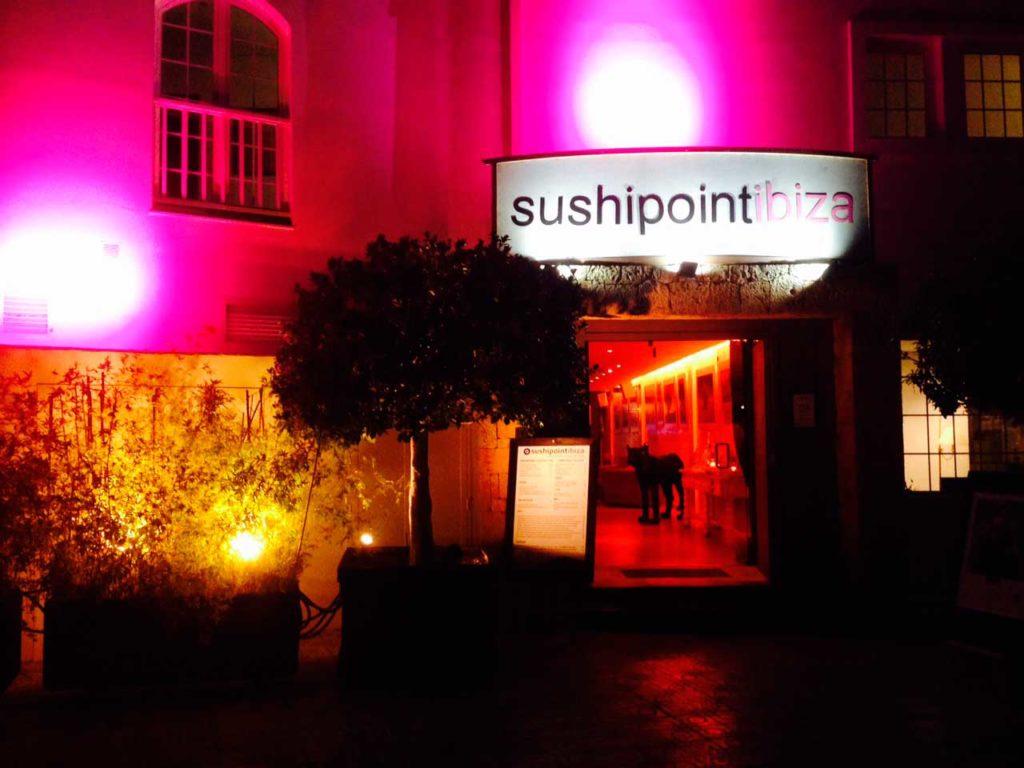 Ibiza Restaurant Tipp Japanisch Sushi Point