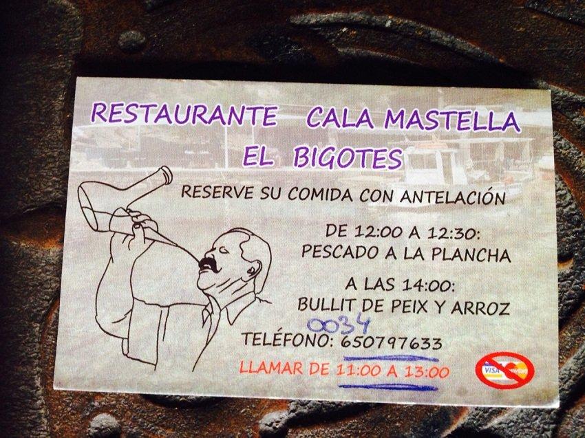 El Bigotes