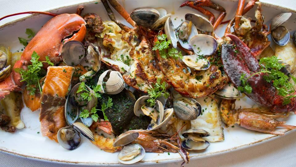 Seafood und Fisch im Mar de Nudos, Palma de Mallorca