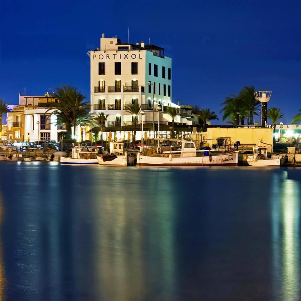 Mallorca im Winter: Das Hotel Portixol ist das ganze Jahr über gut besucht.