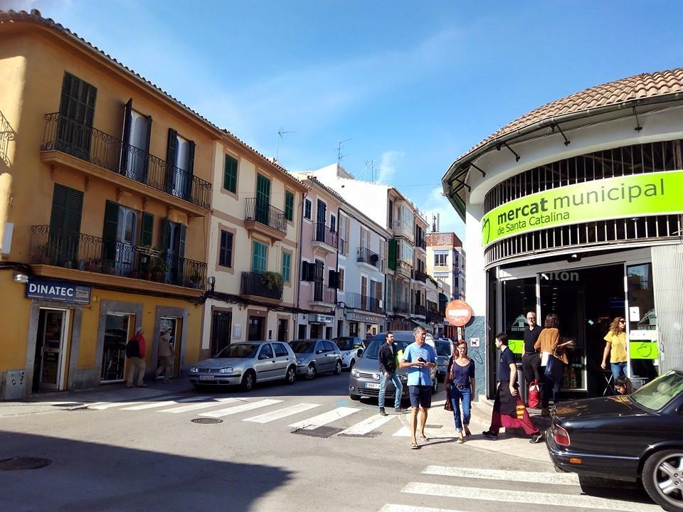 Palma de Mallorca Santa Catalina