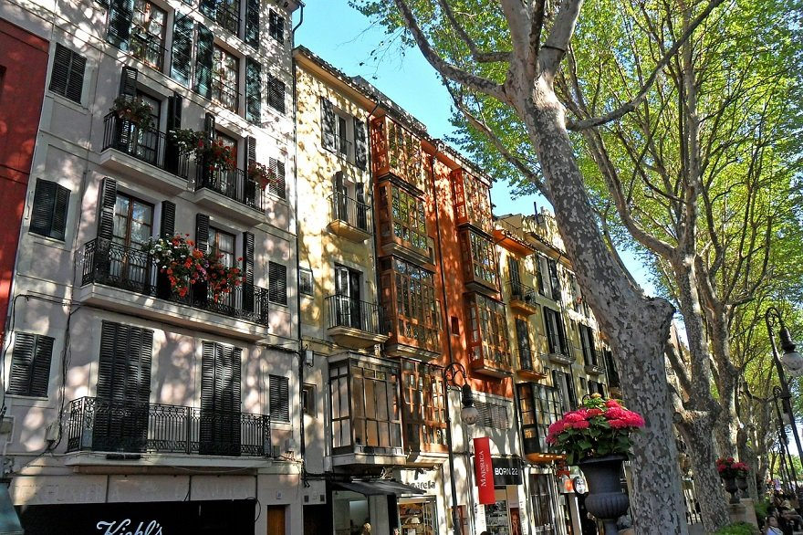 Palma de Mallorca: Die beliebtesten Stadtviertel & Orte