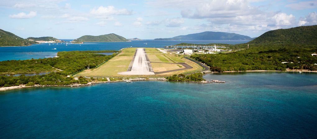 Airport Britische Jungferninseln