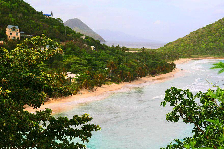 White Bay - Tortola - Britische Jungferninseln