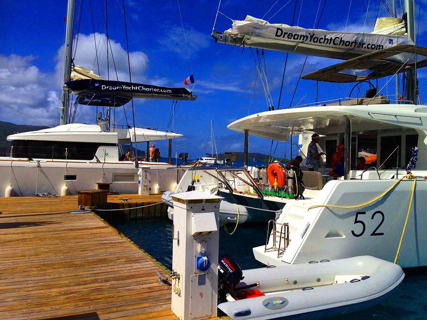 Dream Yacht Charter - Road Town - Tortola - Britische Jungferninseln -