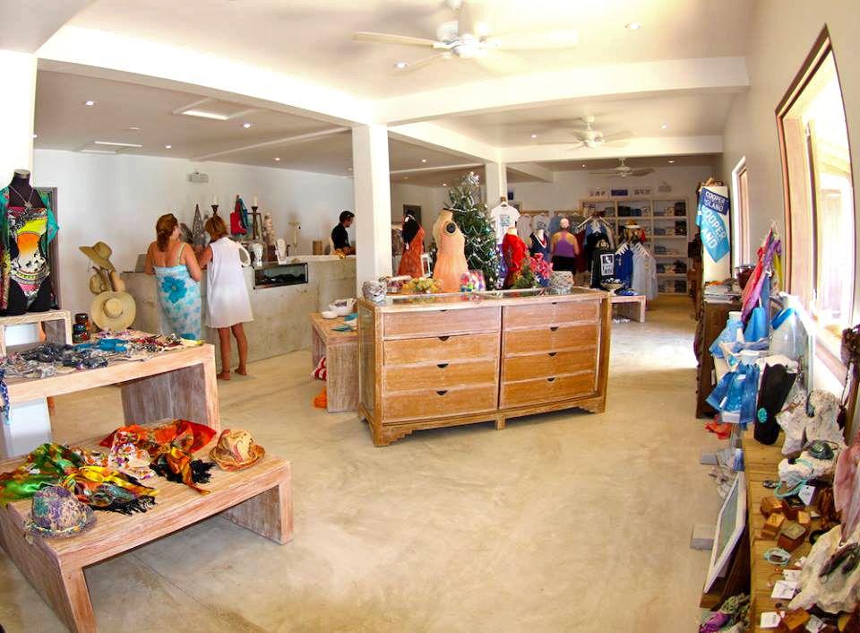 Cooper Island Beach Club-Boutique