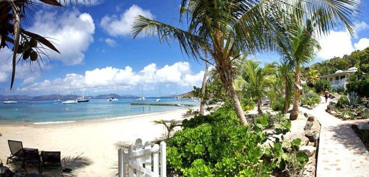 Cooper Island Beachclub.