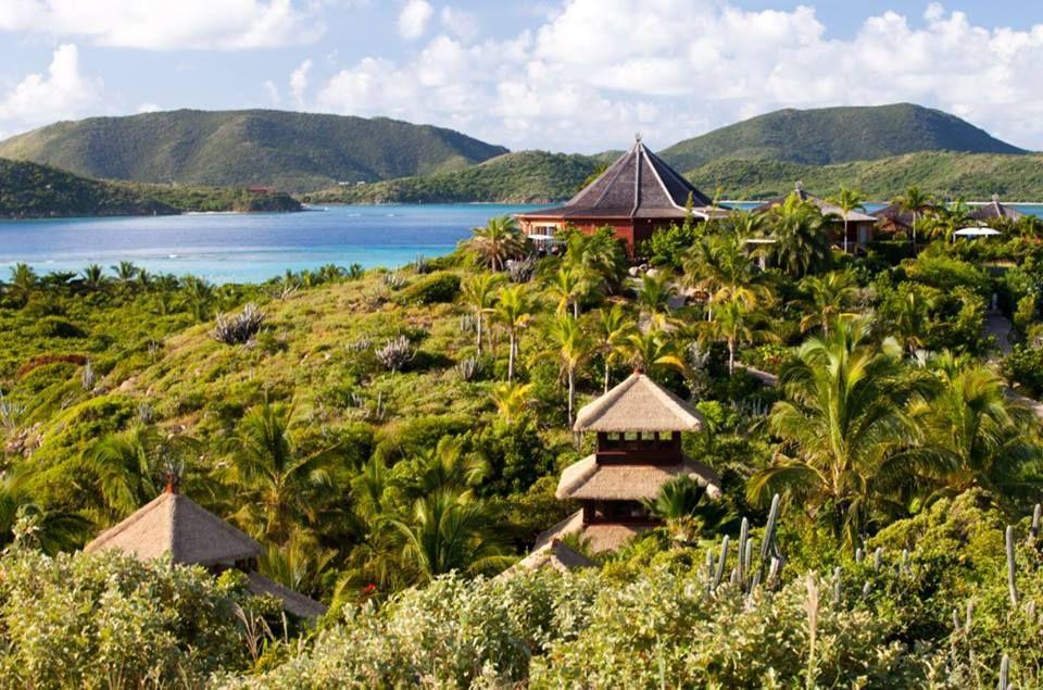 Necker Island - Richard Branson - Britische Jungferninseln