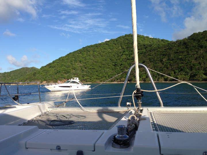 Törnvorschlag Segeln British Virgin Islands