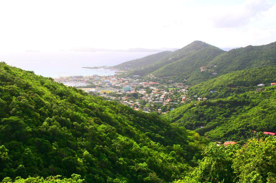 Road Town - Tortola - Britische Jungferninseln