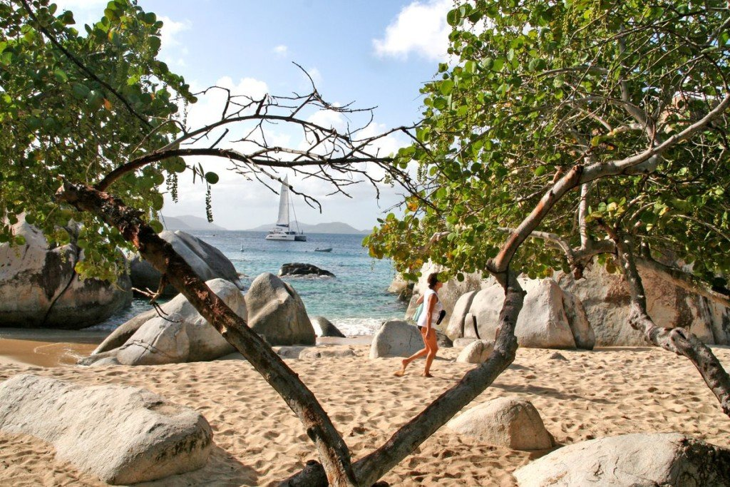 The Barth Virgin Gorda Britische Jungferninseln