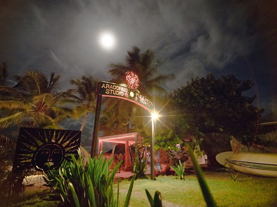 Trellis Bay - Full-Moon-Party