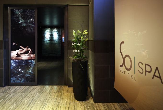 So Spa im Hotel Bayerpost in München
