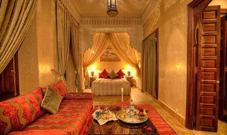 Luxus Riads Marrakesch Kniza