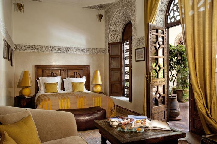 Luxus Riads Marrakesch Villa des Orangers