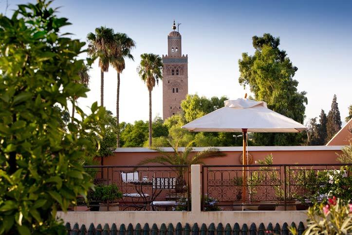 Riad Villa des Orangères