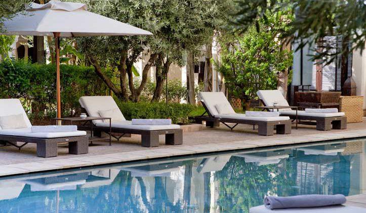 Riad Villa des Orangère in Marrakesch