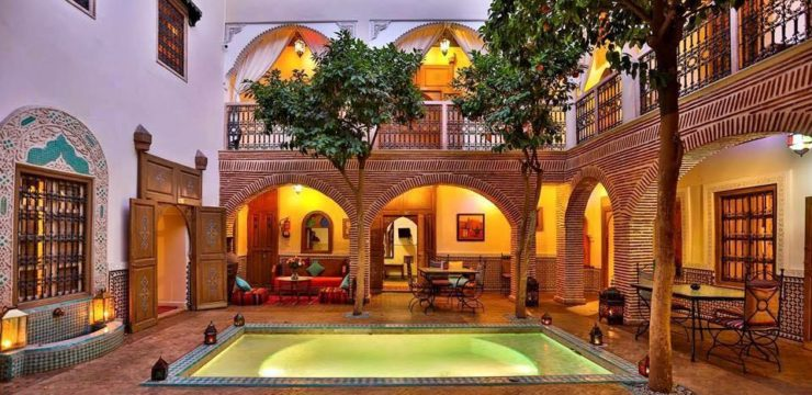 Marrakesch Luxus Riad
