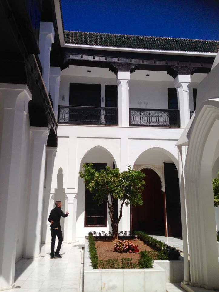 Marrakesch - Riad Elisa Patio