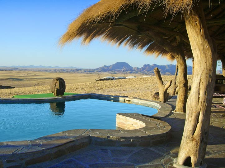 Namibia Highligts, Wüsten Camps, Rostock Ritz Desert Lodge