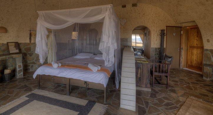Namibia Highlights- Wüsten Camps: Rostock Ritz