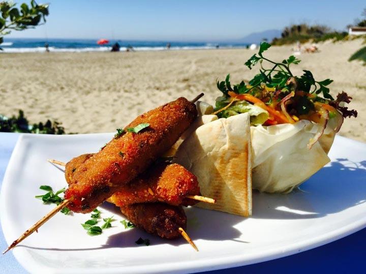 Restaurant Tipps Marbella: Beach House - Gericht 2