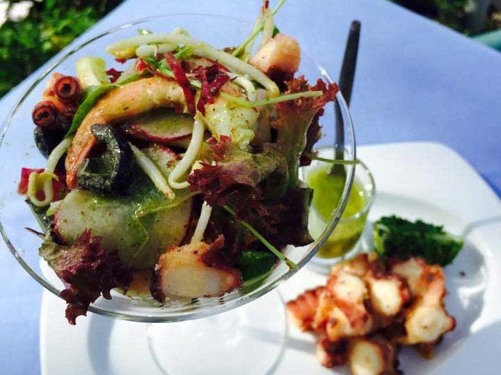 Restaurant Tipps Marbella: Beach House - Gericht 3