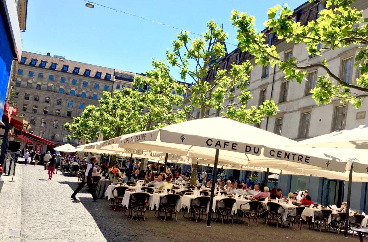 Brasserie Genf Cefé du Centre