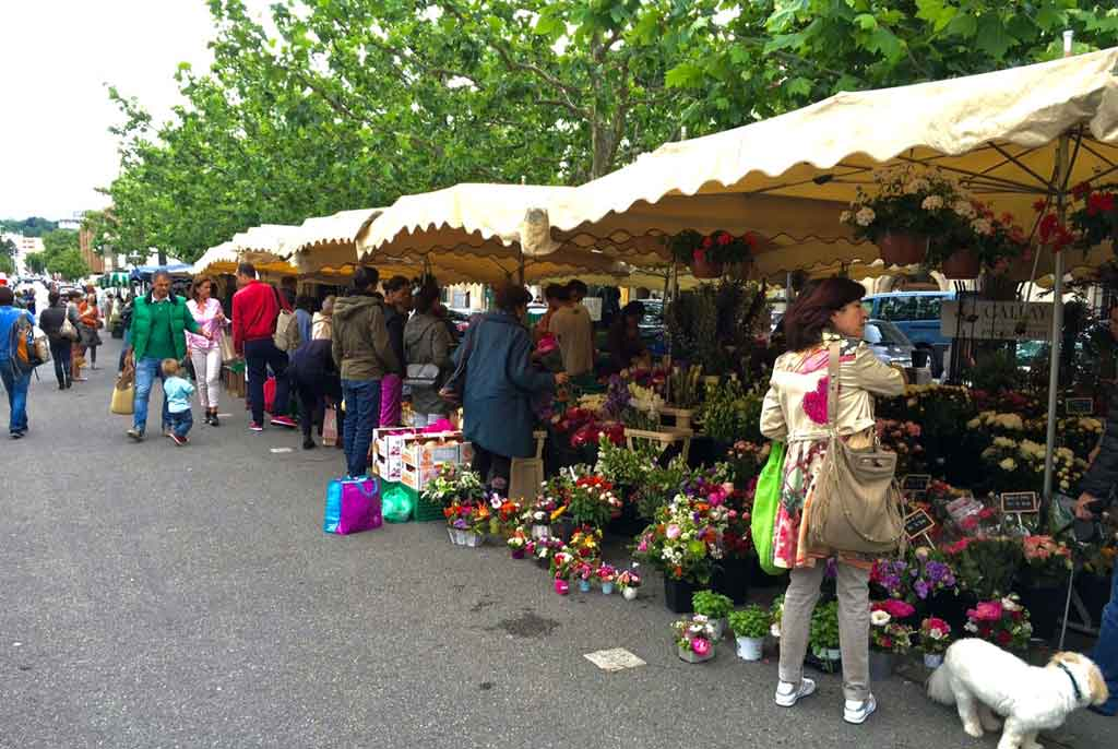 Genf-Tipps-Carouge-Märkte in Genf