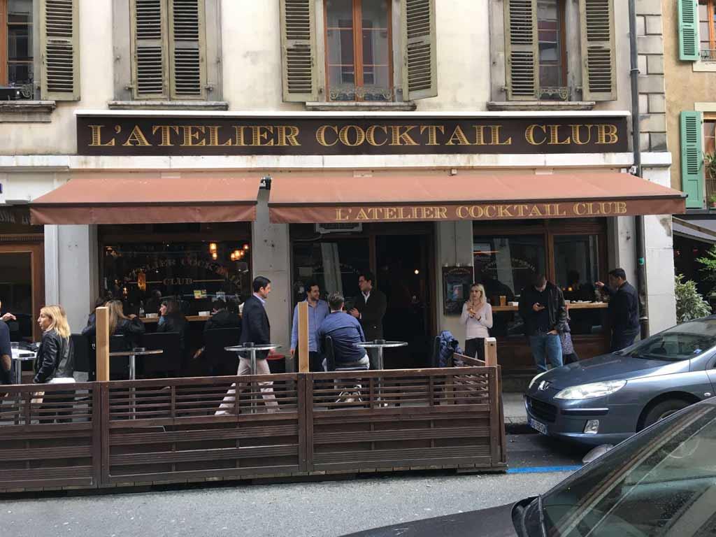 Genf Tipps Bar L'Atelier