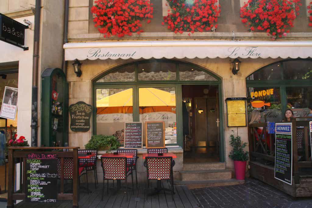 Genf Tipps Restaurants