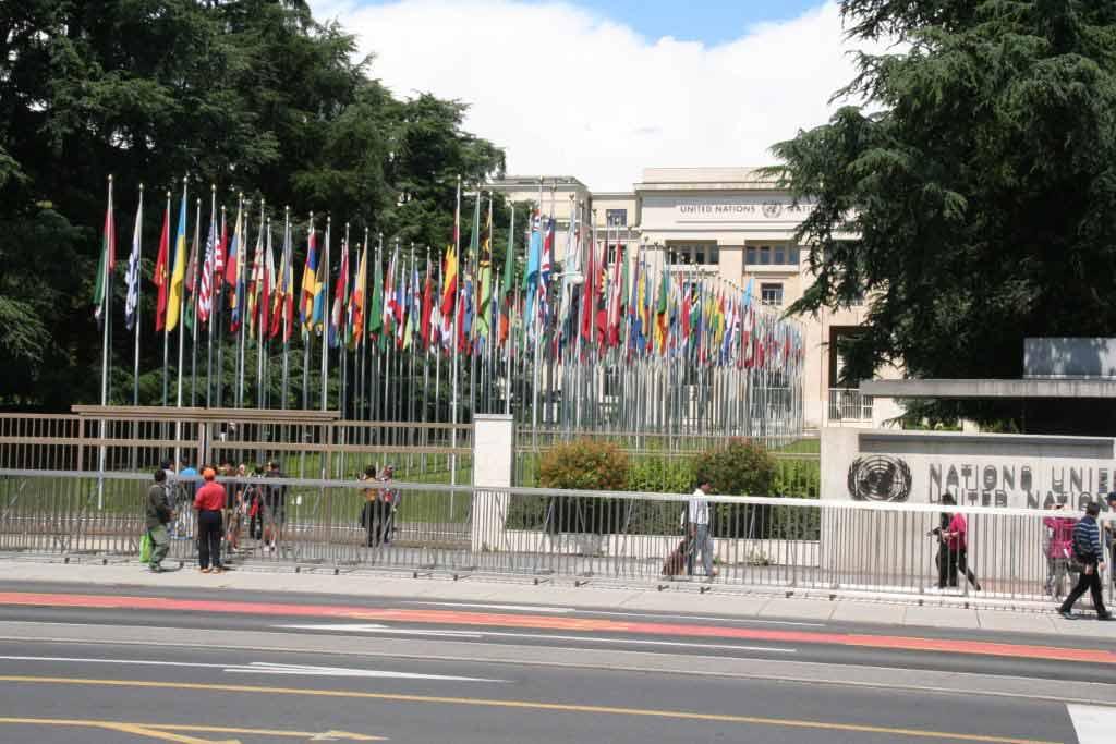 Genf-Tipps-UN-Gebaeude