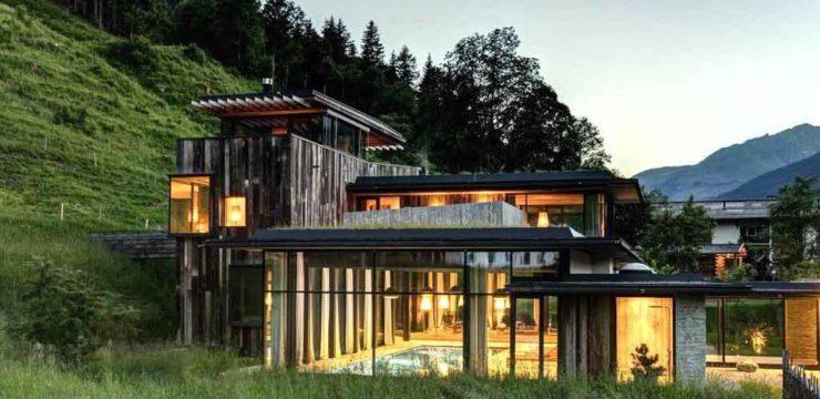 Designhotel salzburger land das wiesergut brittneys luxus for Designhotel skigebiet