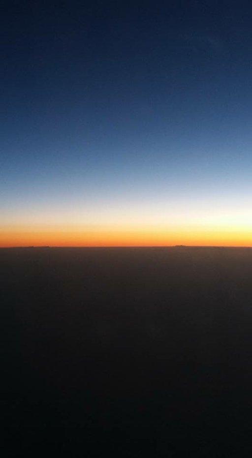 Über den Wolken in der Singapore Airlines Business Class des A 350