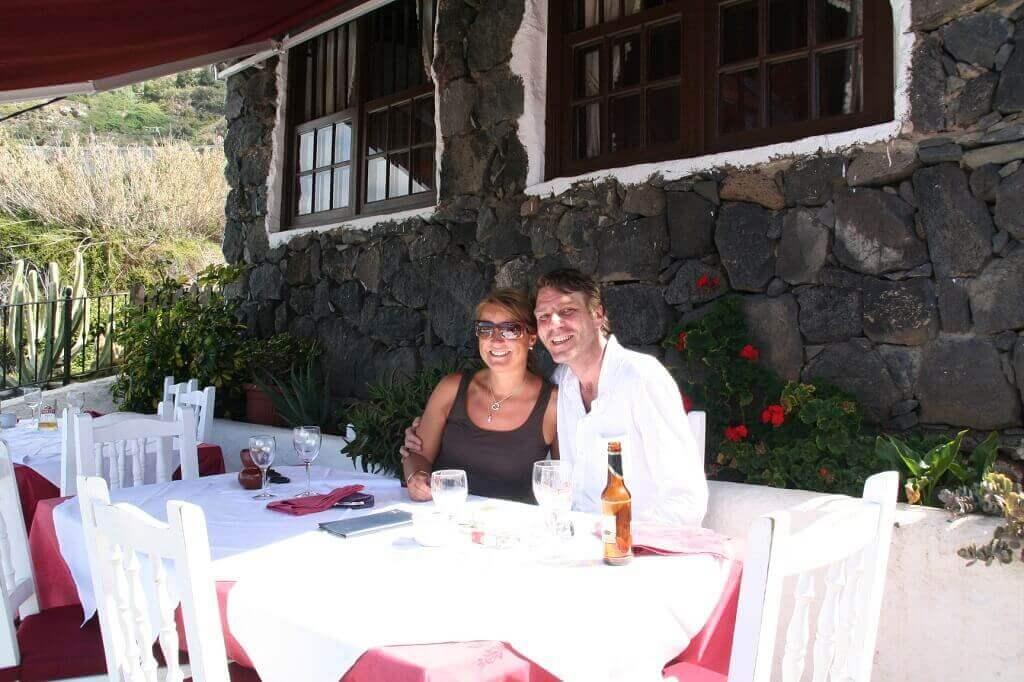 Restaurant Tipp Teneriffa Las Aguas
