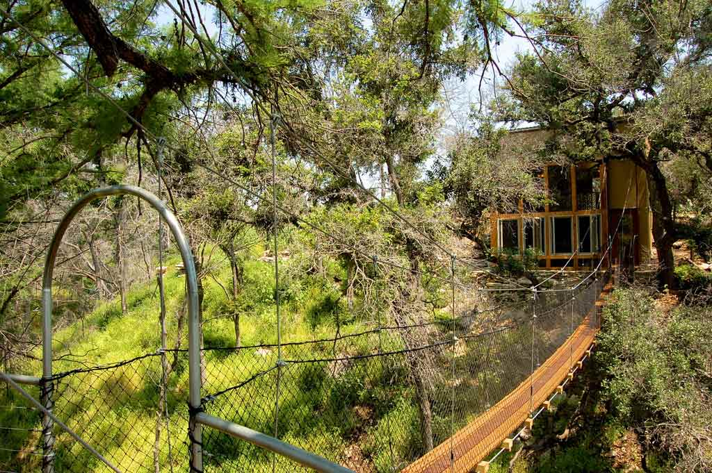 Luxuriöse Ranch Texas Cypris Valles Tree House